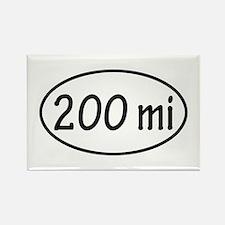 tekton pro200 mi Rectangle Magnet