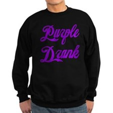 purple drank shirt Sweatshirt