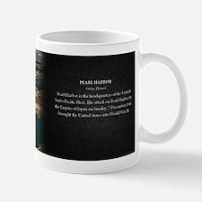 Pearl Harbor Historical Mug Mug