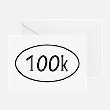 tekton pro100k Greeting Card