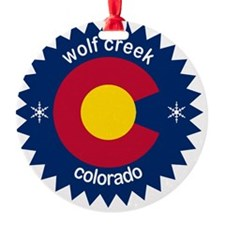 wolf creek Ornament