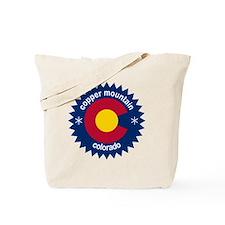 copper mountain Tote Bag
