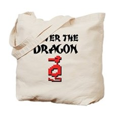 enter the dragon shirt Tote Bag