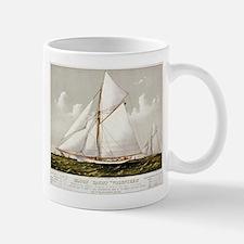 Sloop yacht Volunteer - 1887 Mug