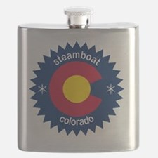steamboat Flask