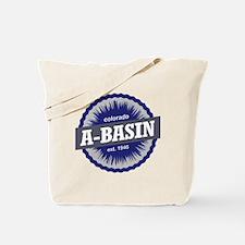 Arapahoe Basin Tote Bag