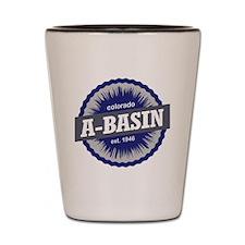 Arapahoe Basin Shot Glass