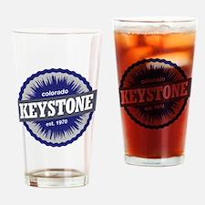 Keystone Drinking Glass