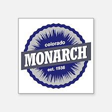 """Monarch Square Sticker 3"""" x 3"""""""