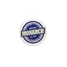 Monarch Mini Button