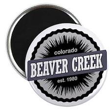 Beaver Creek Ski Resort Colorado Black Magnet