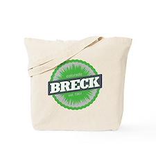 Breckenridge Ski Resort Colorado Lime Tote Bag