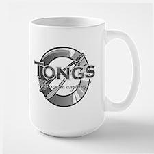 TongsSmallNOTRANSPARENT Mugs