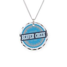 Beaver Creek Ski Resort Colo Necklace