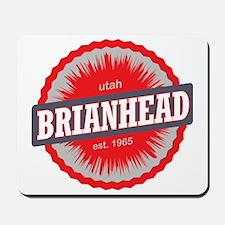 Brian Head Ski Resort Utah Red Mousepad