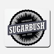 Sugarbush Resort Ski Resort Vermont Blac Mousepad