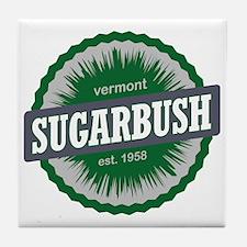 Sugarbush Resort Ski Resort Vermont D Tile Coaster