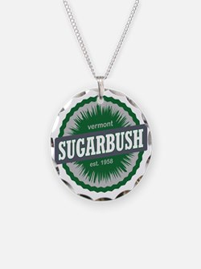 Sugarbush Resort Ski Resort  Necklace