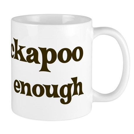 One Cockapoo Mug