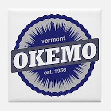 Okemo Mountain Ski Resort Vermont Nav Tile Coaster