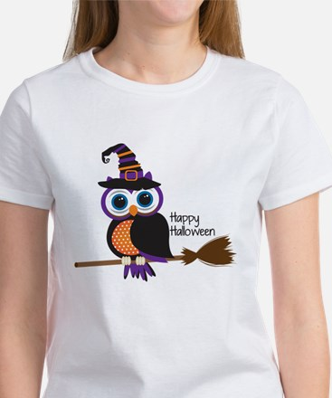 Witch Owl T-Shirt