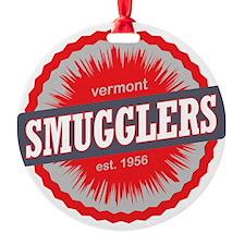Smugglers Notch Ski Resort Vermont  Ornament