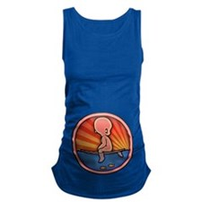 surf-womb-2-T.png Maternity Tank Top
