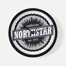 Northstar California Ski Resort Califor Wall Clock