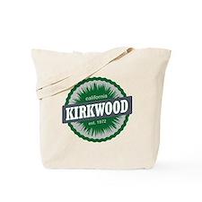 Kirkwood Mountain Resort Ski Resort Calif Tote Bag