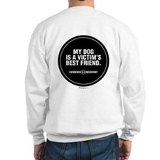 "K-9 Forensics ""Best Friend"" Crewneck Sweatshirt"