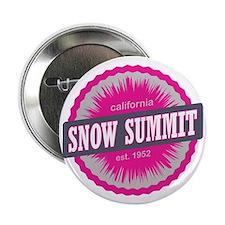 "Snow Summit Ski Resort California Pin 2.25"" Button"
