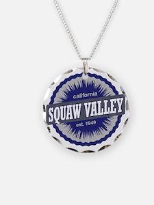 Squaw Valley Ski Resort Cali Necklace