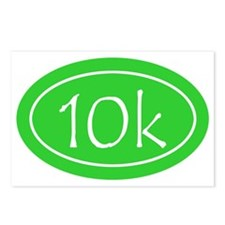 Lime 10k Oval Postcards (Package of 8)