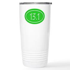 Lime 13.1 Oval Travel Coffee Mug