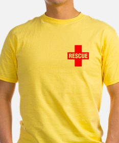 Safety Yellow Rescue T-Shirt