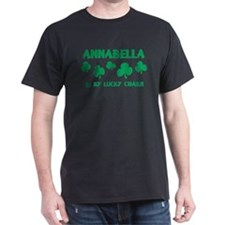 Annabella is my lucky charm T-Shirt
