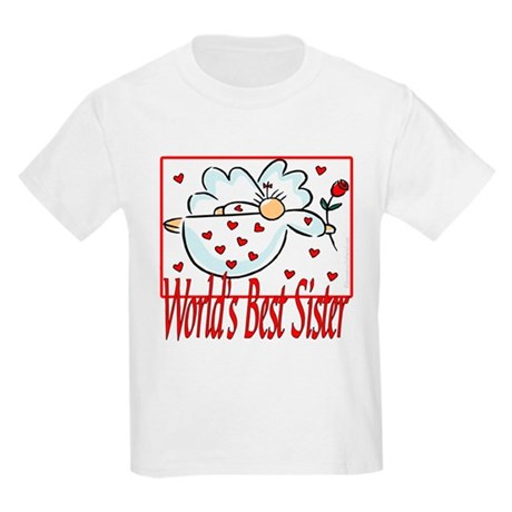 World's Best Sister Kids T-Shirt