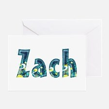 Zach Under Sea Greeting Card