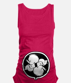 womb-punk2-T.png Maternity Tank Top