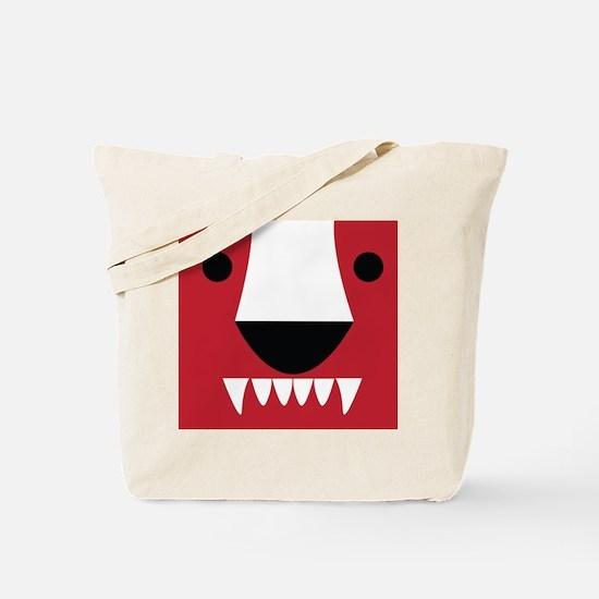 Honey Badger Tote Bag