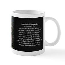 Alexander Wade House Historical Small Mug Small Mug