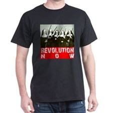 nunsgunsrevolnowWB T-Shirt