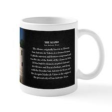 The Alamo Historical Small Mug Small Mug