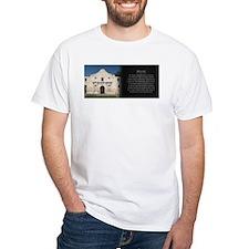 The Alamo Historical Mug T-Shirt