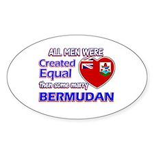 Bermudan wife designs Decal
