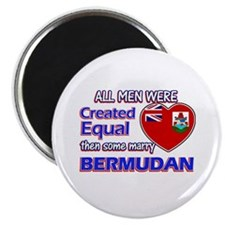 Bermudan wife designs Magnet
