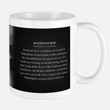 Boathouse Row Historical Mug Mug