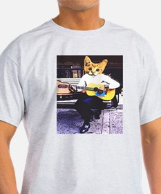 Street Cat Music T-Shirt