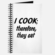 I Cook; They Eat Journal