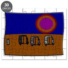 Goan Sunset Puzzle